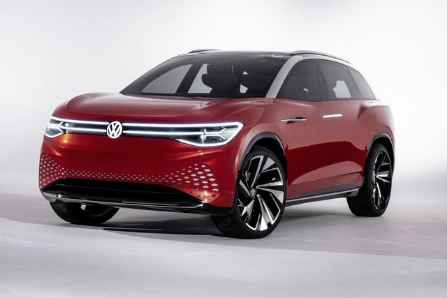 Volkswagen trình làng 4 SUV mới cùng một lúc: Có mẫu to lớn hơn cả Touareg sắp bán tại Việt Nam - Ảnh 11.