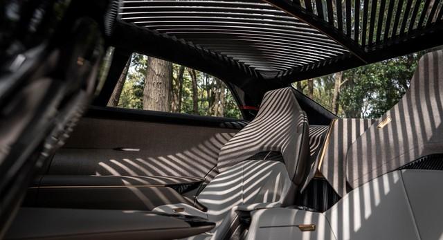Infiniti Qs Inspiration - Cửa mở như Rolls-Royce và những thử nghiệm táo bạo để đuổi kịp đối thủ - Ảnh 9.