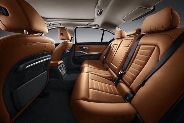 Ra mắt BMW 3-Series LWB - Bản kéo dài dành cho ông chủ - Ảnh 2.