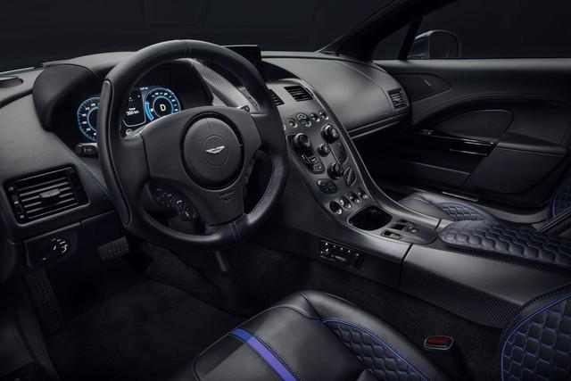 Aston Martin ra mắt Rapide E, khởi đầu kỷ nguyên mới - Ảnh 5.