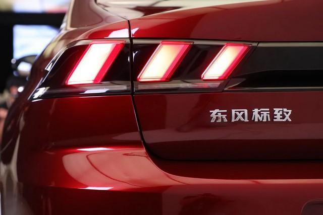 Peugeot trình làng 508L hybrid, tham vọng đè bẹp Toyota Camry, Volkswagen Passat - Ảnh 1.