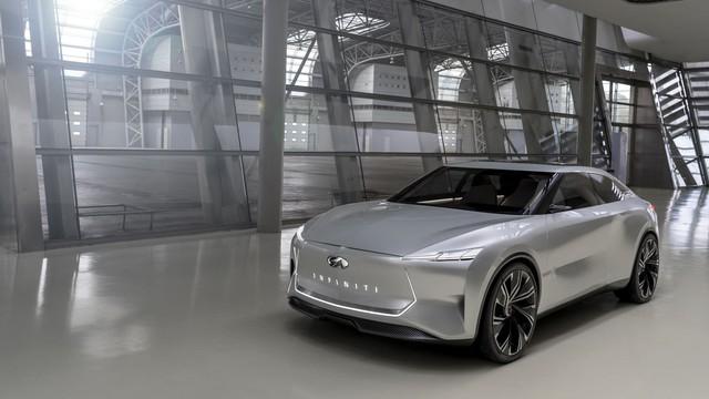 Infiniti Qs Inspiration - Cửa mở như Rolls-Royce và những thử nghiệm táo bạo để đuổi kịp đối thủ