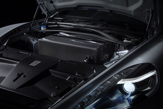 Aston Martin ra mắt Rapide E, khởi đầu kỷ nguyên mới - Ảnh 4.