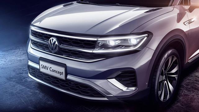 Volkswagen trình làng 4 SUV mới cùng một lúc: Có mẫu to lớn hơn cả Touareg sắp bán tại Việt Nam - Ảnh 4.
