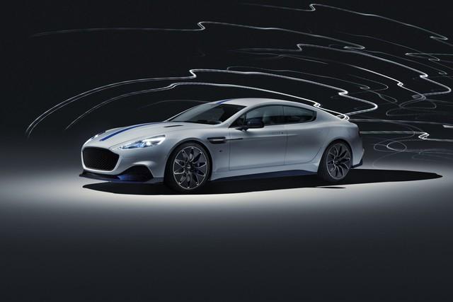 Aston Martin tự bắn vào chân, khai tử xe của tương lai vì… không có tương lai - Ảnh 1.
