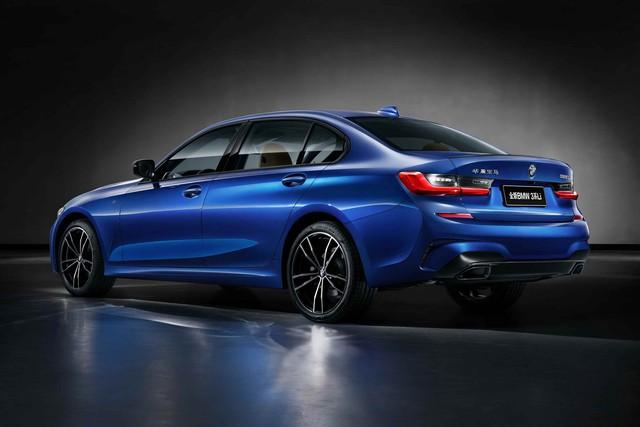 Ra mắt BMW 3-Series LWB - Bản kéo dài dành cho ông chủ - Ảnh 5.