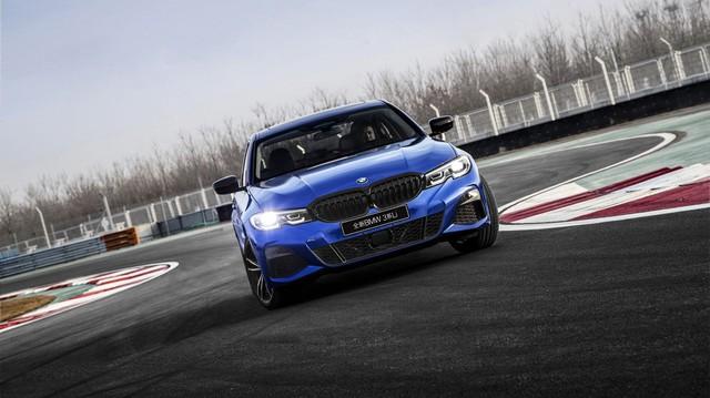Ra mắt BMW 3-Series LWB - Bản kéo dài dành cho ông chủ
