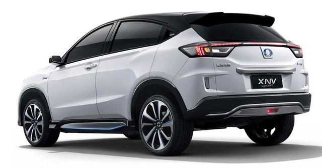 Ra mắt Honda X-NV: HR-V chạy điện với 1 chi tiết cực theo trend - Ảnh 2.