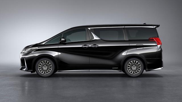 Ra mắt Lexus LM minivan - Siêu Toyota Alphard cho nhà giàu - Ảnh 10.