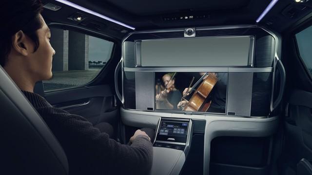 Ra mắt Lexus LM minivan - Siêu Toyota Alphard cho nhà giàu - Ảnh 9.