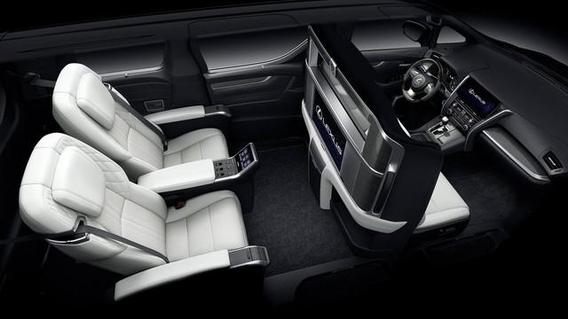 Ra mắt Lexus LM minivan - Siêu Toyota Alphard cho nhà giàu - Ảnh 7.