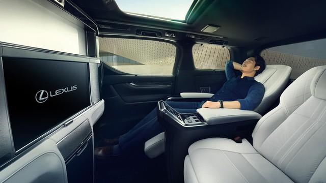 Ra mắt Lexus LM minivan - Siêu Toyota Alphard cho nhà giàu - Ảnh 5.