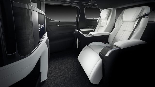 Ra mắt Lexus LM minivan - Siêu Toyota Alphard cho nhà giàu - Ảnh 8.