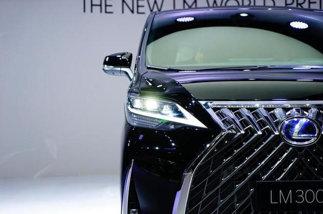 Ra mắt Lexus LM minivan - Siêu Toyota Alphard cho nhà giàu - Ảnh 13.