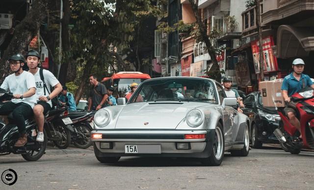 Đại gia Hải Phòng ra biển trắng cho Porsche 930 Turbo 30 năm tuổi độc nhất Việt Nam - Ảnh 1.