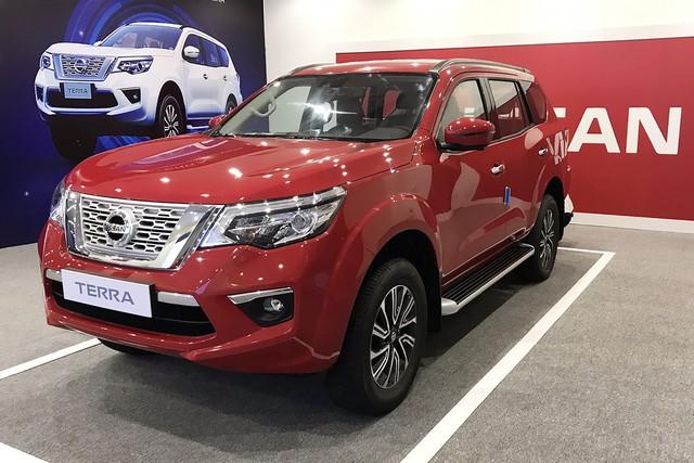 Doanh số thấp, Nissan chơi tất tay: Terra giảm giá đến cả trăm triệu đồng, các mẫu khác cũng có giá sốc - Ảnh 2.