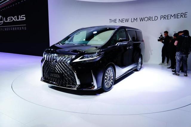 Ra mắt Lexus LM minivan - Siêu Toyota Alphard cho nhà giàu - Ảnh 2.