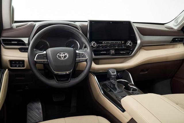 Ra mắt Toyota Highlander hoàn toàn mới: Lấy RAV4 làm chuẩn để đấu Ford Explorer - Ảnh 9.