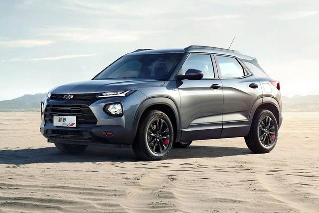 Chevrolet Trailblazer 2020 chính thức ra mắt - SUV 7 chỗ hầm hố đấu Toyota Fortuner - Ảnh 2.