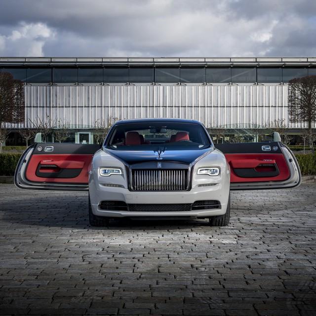 Rolls-Royce tung loạt siêu phẩm chiều lòng các đại gia Trung Quốc - Ảnh 12.