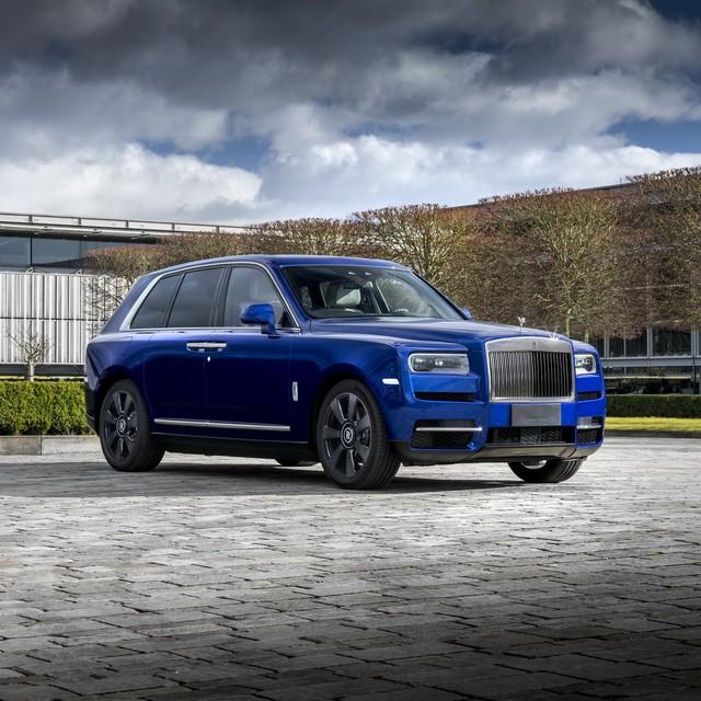 Rolls-Royce tung loạt siêu phẩm chiều lòng các đại gia Trung Quốc - Ảnh 16.