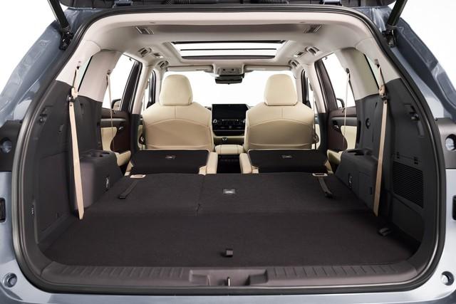 Ra mắt Toyota Highlander hoàn toàn mới: Lấy RAV4 làm chuẩn để đấu Ford Explorer - Ảnh 6.