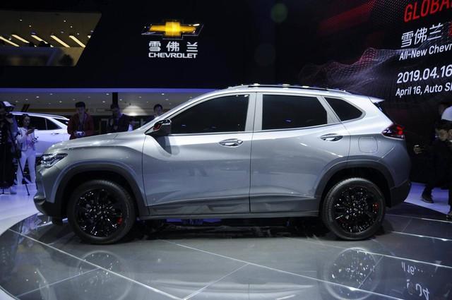 Chevrolet Trailblazer 2020 chính thức ra mắt - SUV 7 chỗ hầm hố đấu Toyota Fortuner - Ảnh 5.