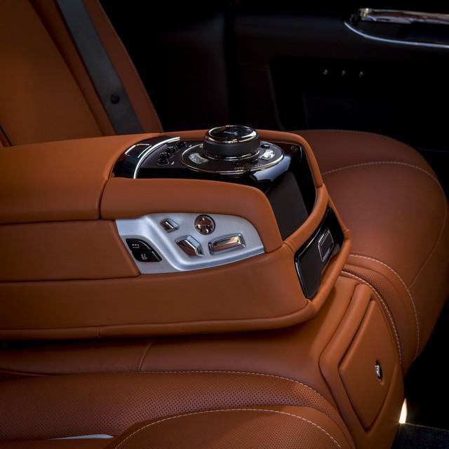 Rolls-Royce tung loạt siêu phẩm chiều lòng các đại gia Trung Quốc - Ảnh 8.