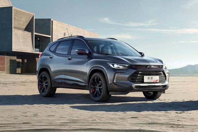 Chevrolet Trailblazer 2020 chính thức ra mắt - SUV 7 chỗ hầm hố đấu Toyota Fortuner - Ảnh 4.