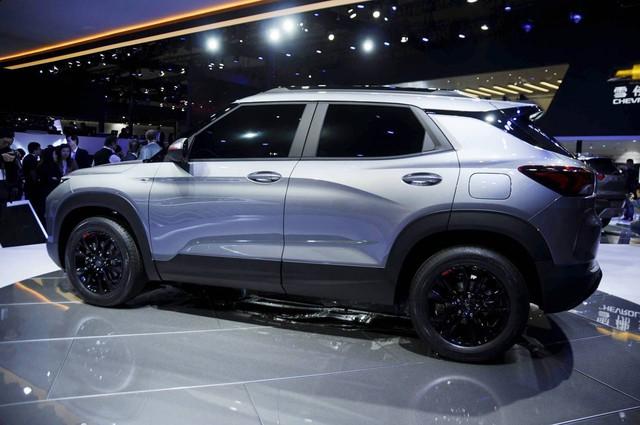 Chevrolet Trailblazer 2020 chính thức ra mắt - SUV 7 chỗ hầm hố đấu Toyota Fortuner - Ảnh 3.