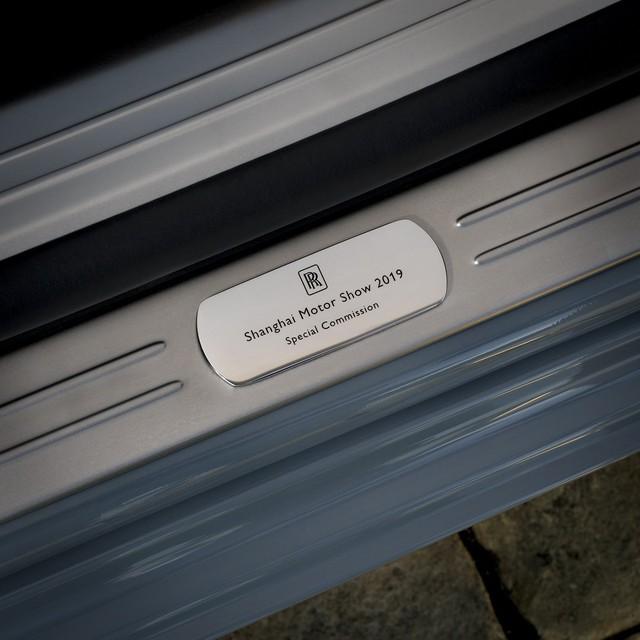 Rolls-Royce tung loạt siêu phẩm chiều lòng các đại gia Trung Quốc - Ảnh 11.