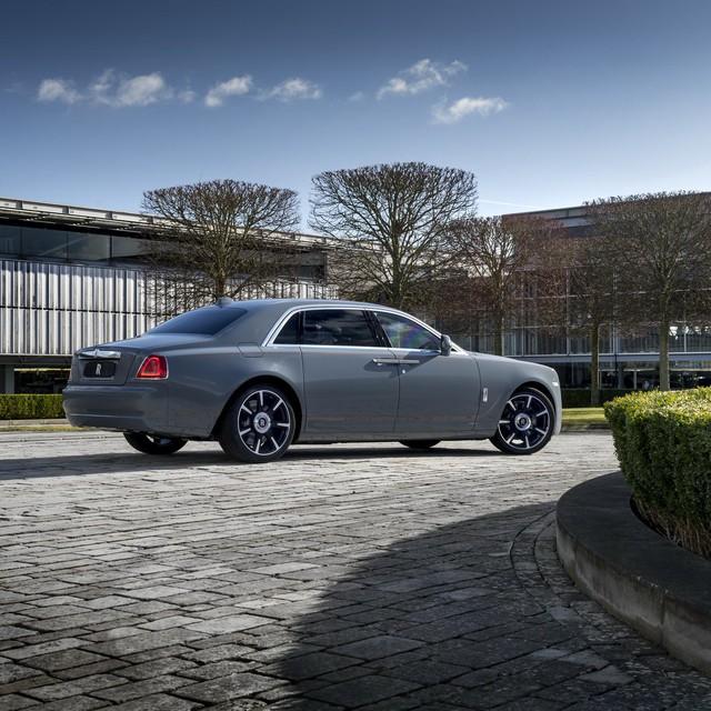 Rolls-Royce tung loạt siêu phẩm chiều lòng các đại gia Trung Quốc - Ảnh 9.