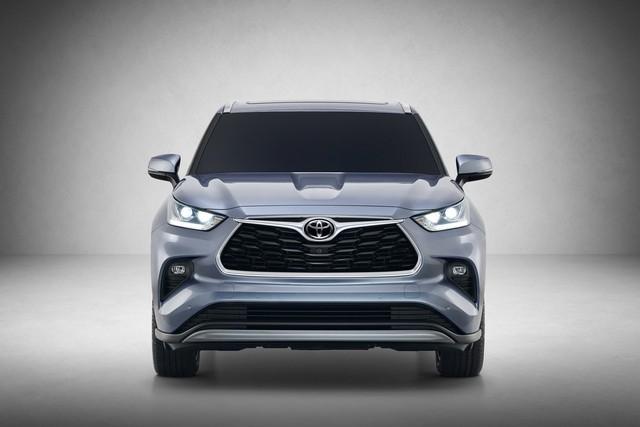Ra mắt Toyota Highlander hoàn toàn mới: Lấy RAV4 làm chuẩn để đấu Ford Explorer - Ảnh 2.