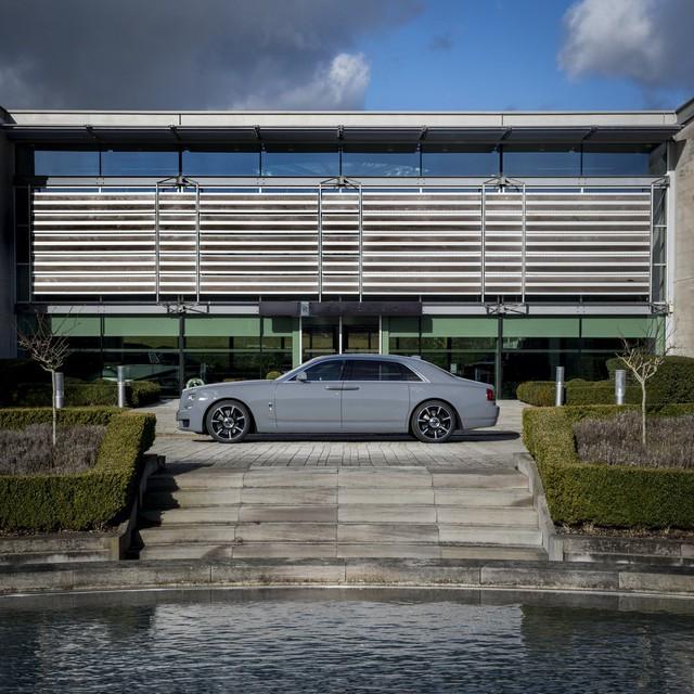 Rolls-Royce tung loạt siêu phẩm chiều lòng các đại gia Trung Quốc - Ảnh 10.