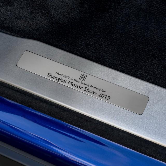 Rolls-Royce tung loạt siêu phẩm chiều lòng các đại gia Trung Quốc - Ảnh 21.
