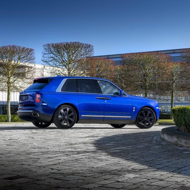 Rolls-Royce tung loạt siêu phẩm chiều lòng các đại gia Trung Quốc - Ảnh 17.