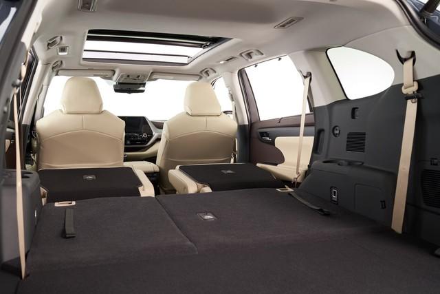 Ra mắt Toyota Highlander hoàn toàn mới: Lấy RAV4 làm chuẩn để đấu Ford Explorer - Ảnh 5.