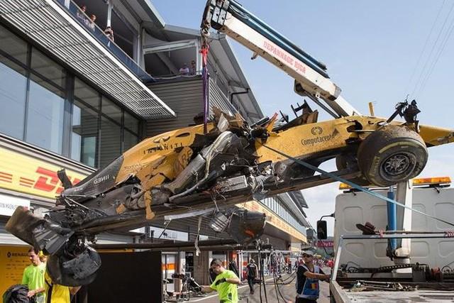 Những công nghệ nào giúp xe đua công thức 1 trở nên an toàn nhất thế giới - Ảnh 2.