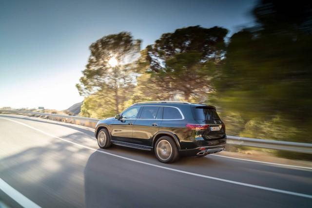 Trình diện Mercedes-Benz GLS thế hệ mới: Khi S-Class hoá SUV, áp lực của BMW X7 - Ảnh 12.