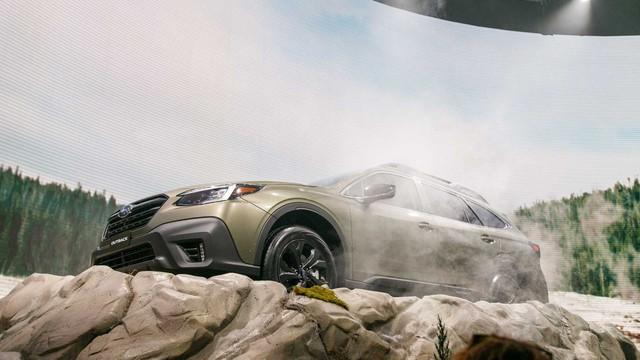 Subaru Outback 2020 trình làng: Công suất mới, thiết kế cũ - Ảnh 3.
