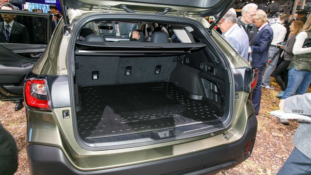 Subaru Outback 2020 trình làng: Công suất mới, thiết kế cũ - Ảnh 11.