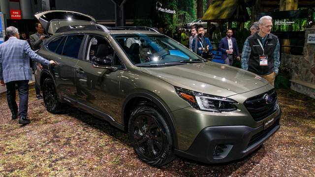 Subaru Outback 2020 trình làng: Công suất mới, thiết kế cũ - Ảnh 4.