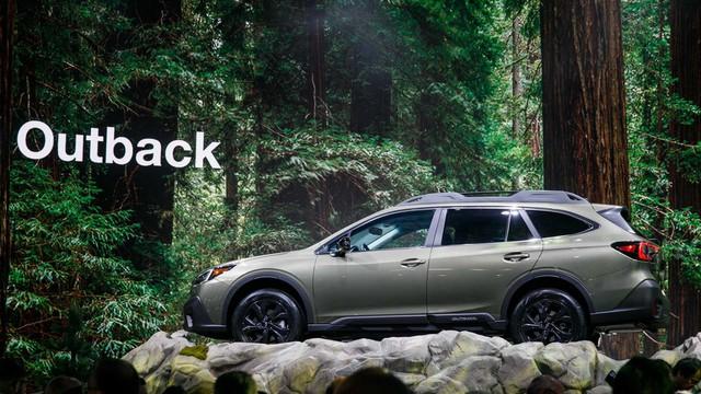 Subaru Outback 2020 trình làng: Công suất mới, thiết kế cũ - Ảnh 5.