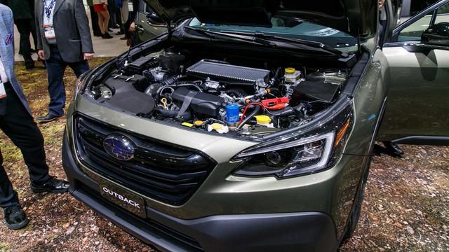 Subaru Outback 2020 trình làng: Công suất mới, thiết kế cũ - Ảnh 2.