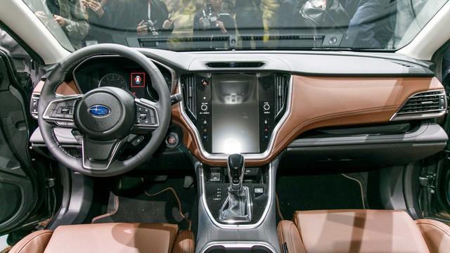 Subaru Outback 2020 trình làng: Công suất mới, thiết kế cũ - Ảnh 8.