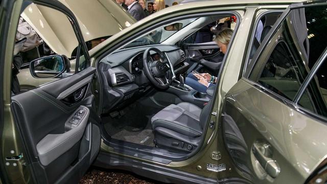 Subaru Outback 2020 trình làng: Công suất mới, thiết kế cũ - Ảnh 7.
