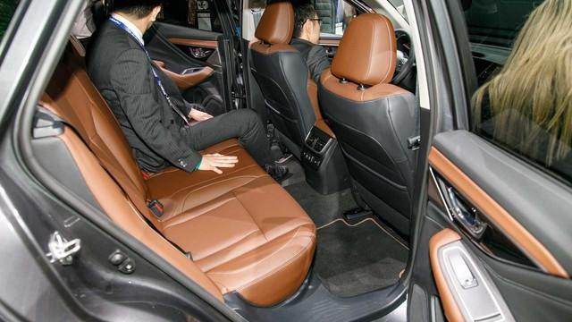 Subaru Outback 2020 trình làng: Công suất mới, thiết kế cũ - Ảnh 10.