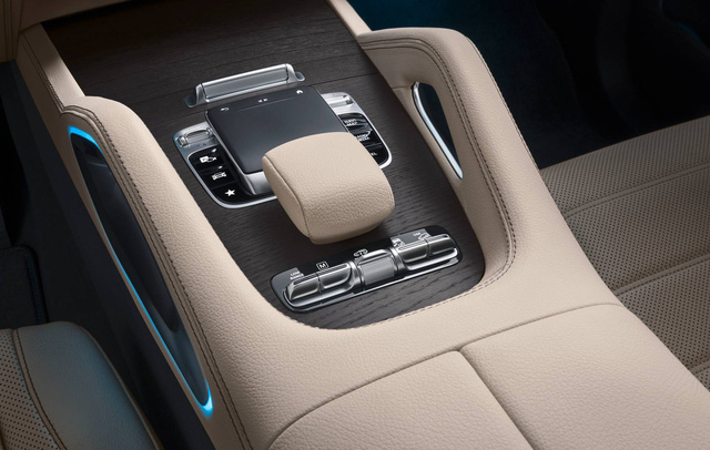 Trình diện Mercedes-Benz GLS thế hệ mới: Khi S-Class hoá SUV, áp lực của BMW X7 - Ảnh 20.