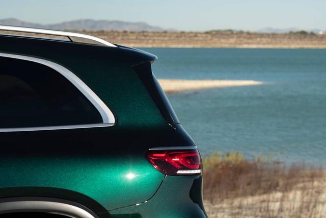 Trình diện Mercedes-Benz GLS thế hệ mới: Khi S-Class hoá SUV, áp lực của BMW X7 - Ảnh 16.