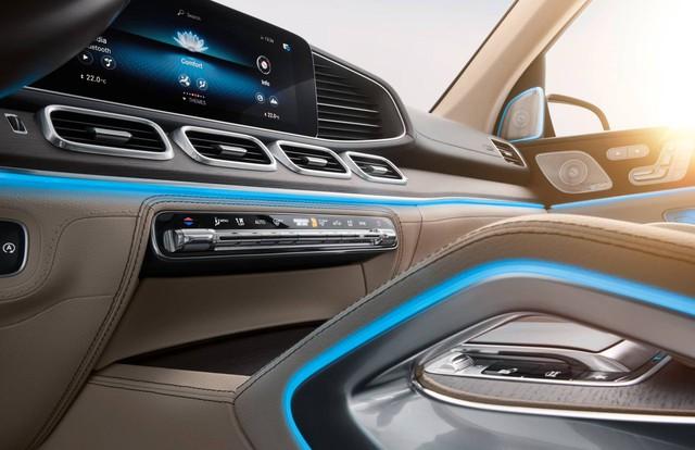 Trình diện Mercedes-Benz GLS thế hệ mới: Khi S-Class hoá SUV, áp lực của BMW X7 - Ảnh 19.